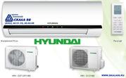 Сплит-систем HYUNDAI серия DELUXE 9-ка