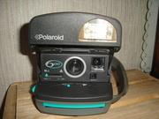 Полароид 600 Великобритания моментальное фото