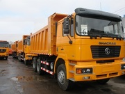Shacman Шакман Самосвал Шанкси ,  SHAANXI в- Омске ,  6х4 25 тонн ,  2350000 руб..