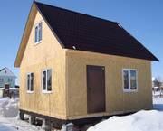 Строительство домов по Канадской технологии SIP