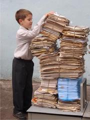 БЕСПЛАТНО вывезу бумажный хлам из офиса