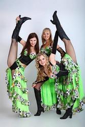 Танцевальные номера в разных жанрах