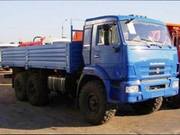 Бортовой автомобиль Камаз 43118-6012-46