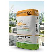 Цемент М 500 Супер  ЦЕМ I 42, 5Б (Сенгилеевский) (50 кг)