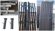 Продаются металлические столбы по низким ценам