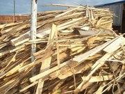 дрова для бани обрезки