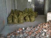 вывоз строительного мусора газель, грузчики