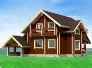 Продаём очень качественный, новый, красивый дом